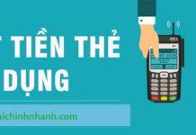 Dịch vụ rút tiền mặt từ thẻ tín dụng Huyện Cần Giờ