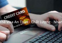 Dịch vụ đáo hạn thẻ visa an toàn và nhanh nhất tại HCM