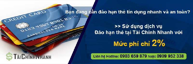 Tài Chính Nhanh cung cấp đa dạng các dịch vụ đáo hạn thẻ tín dụng, thẻ Visa, Master Card, Thẻ Amex nhanh chóng và uy tín nhất