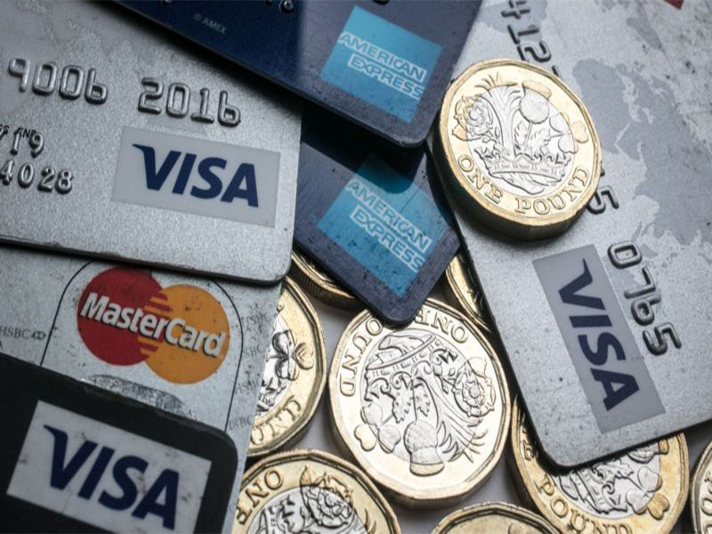 Thẻ Visa phổ biến và tiện dụng