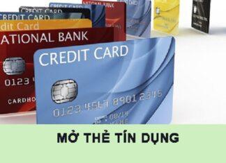 Dịch vụ mở thẻ tín dụng nhanh chóng - chuyên nghiệp tại Tân Bình.