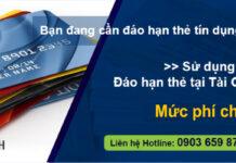 Dịch vụ đáo hạn thẻ visa uy tin tại Tài Chính Nhanh