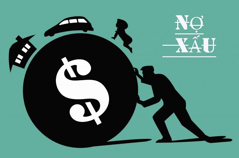 Vay đủ khả năng chi trả của mình để tránh tình trạng nợ xấu