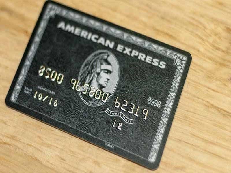 Dịch vụ rút tiền thẻ Amex chất lượng