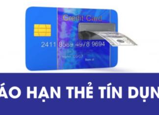 Những phương thức đáo hạn thẻ phổ biến hiện nay
