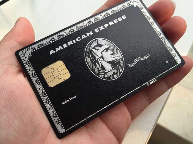 Các ưu điểm nổi bật của thẻ tín dụng Amex.