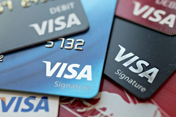Thẻ Visa thường được dùng để mua sắm online trong và ngoài nước