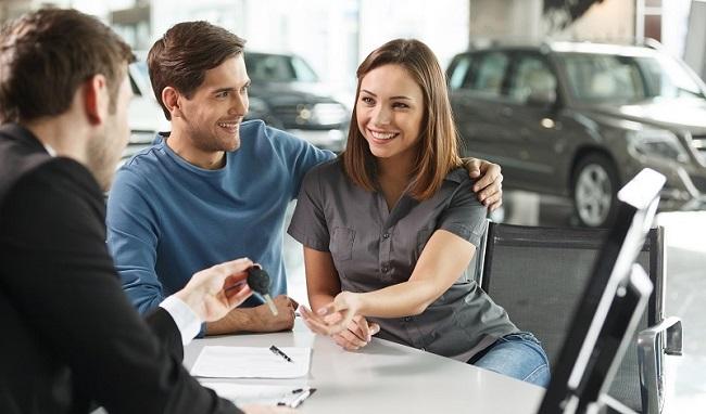 Vay mua xe đang ngày càng trở nên phổ biến.